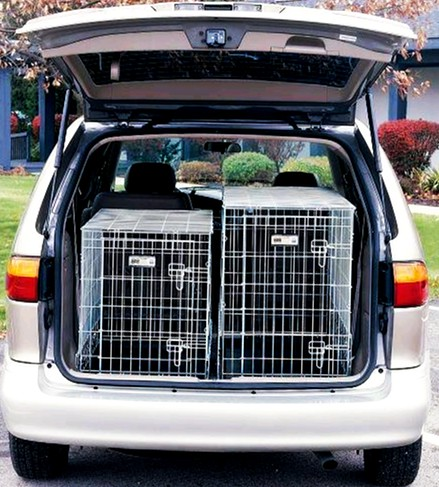 Suv Side By Side Dog Crates