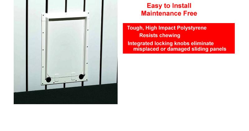 Magnador Dog Doors Easy To Install Pet Doors